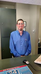 Chris Yarger, Service Manager