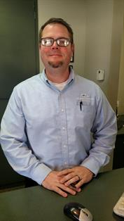Scott Duffy, Assistant Service Manager