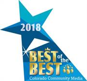 Colorado Community Media best of the best award