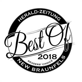 Best of New Braunfels 2018