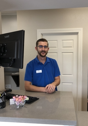 Assistant Service Manager - Cody Anderson