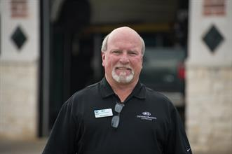 Bill Gebert, Service Manager