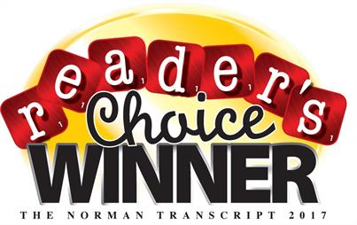 Norman Transcript 2017 Reader's Choice Award for Best Automotive Repairs