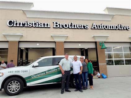Christian Brothers Automotive Team in Gilbert