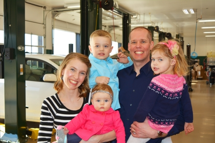 Meet the owner Kevin Kaschube and his family are the proud owners of Christian Brothers Automotive