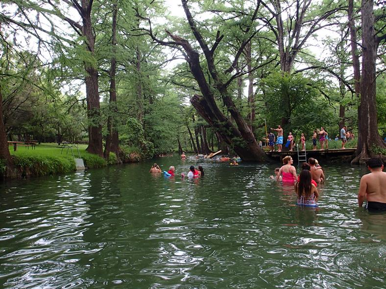 Blue Hole, Wimberley