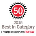 Best In Category Franchise Business Review Badge