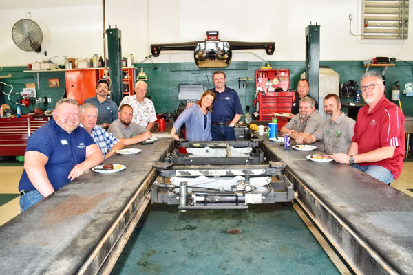 Christian Brothers Automotive Castle Rock Staff