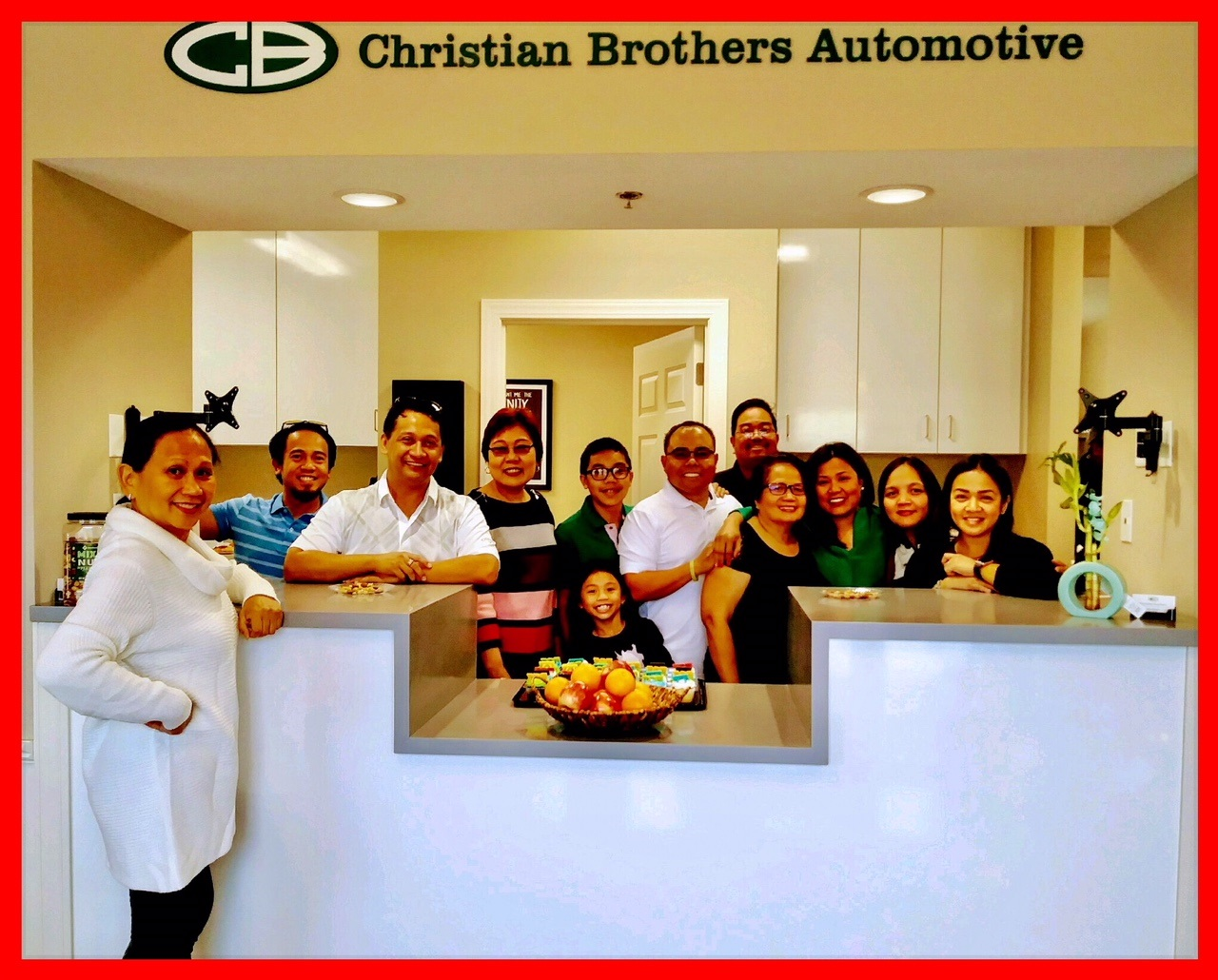 Christian Brothers Automotive Gilbert Team