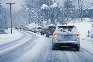 Vehicle Safety Tips for Winter