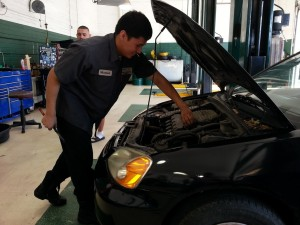 Green Oaks Oil Change