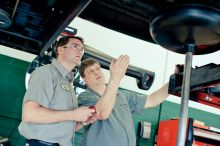 CBAC Woodway takes care of your vehicle's fuel system needs