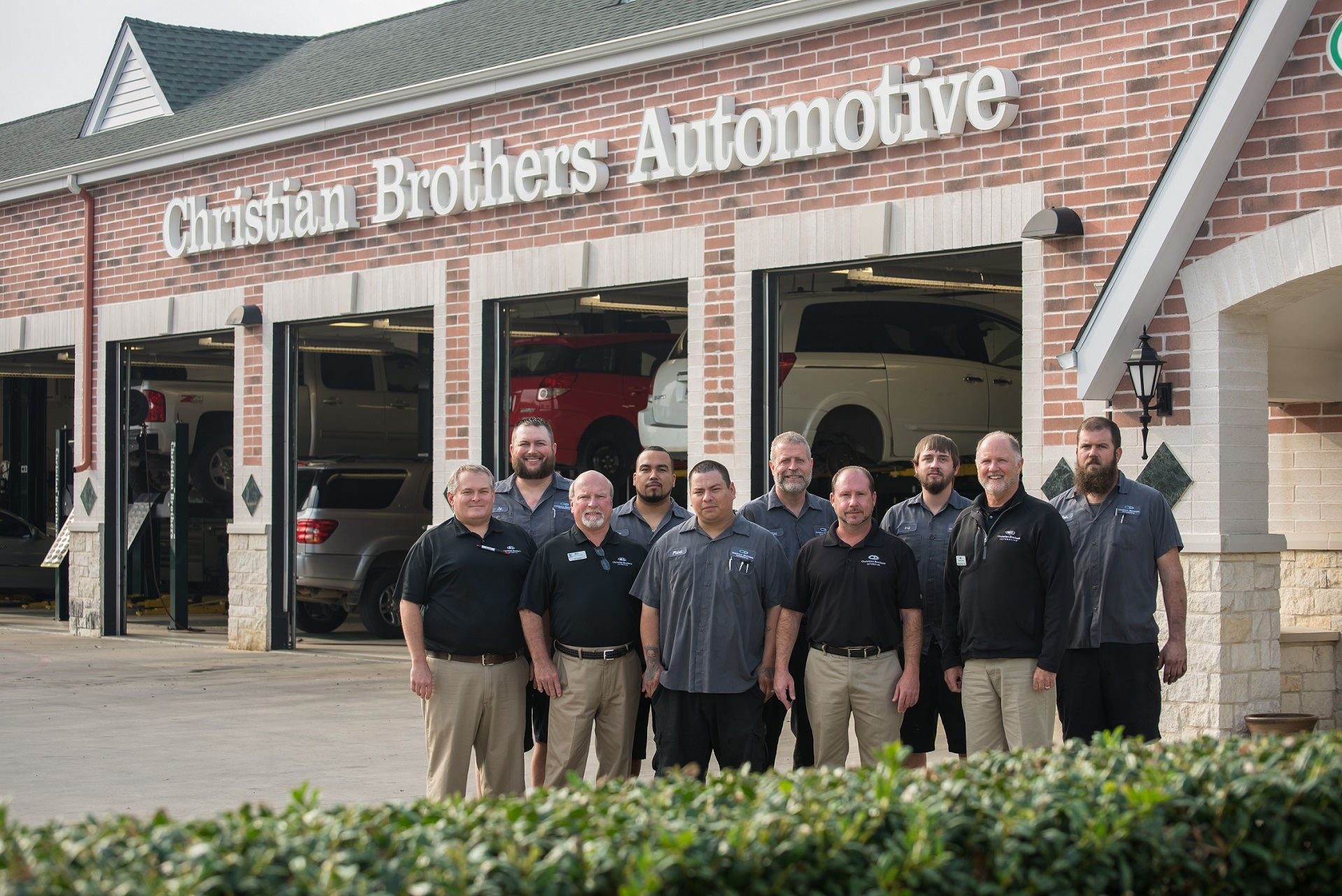 Christian Brother Automotive location in Waco, TX